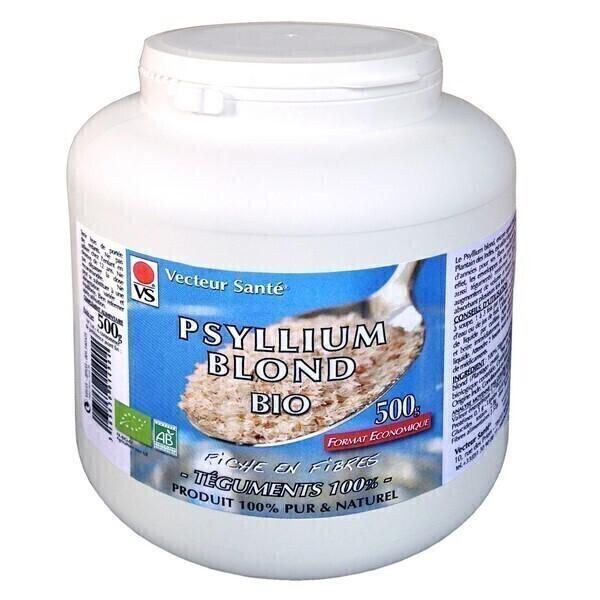 Vecteur Santé - Psyllium blond bio 500g