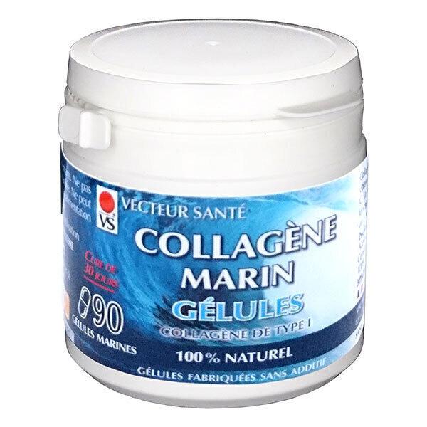 Vecteur Santé - Collagène Marin x 90 gélules marines