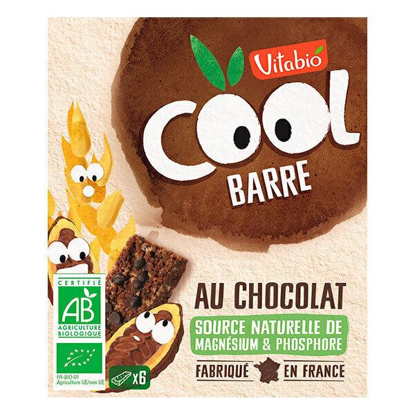 Vitabio - Cool barres chocolat 4x25g