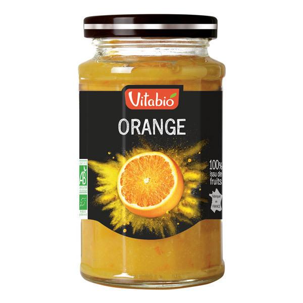 Vitabio - Délice Orange - purée de fruits Bio 290g