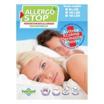 Allergo Stop - Housse Oreiller Anti-acariens 65 x 65 cm