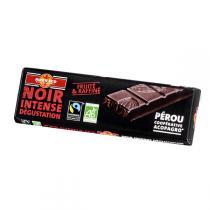 Alter éco - Barre chocolat noir intense - 40g