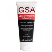 GSA Aquasilice - Lot de 2 Gels Surconcentré Articulaire 200ml GSA