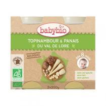 Babybio - Petits potsTopinambour Panais dès 8m