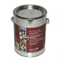 Biofa - Huile pour boiseries exterieures 2043 - 2.5L