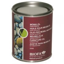 Biofa - Huile pour meubles sans solvants 2049 - 750ml