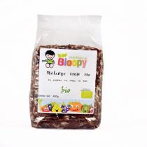 Bioopy - Mélange de riz Trio Bio 400g