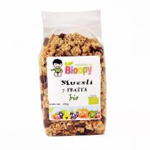 Bioopy - Muesli 7 fruits bio 250g