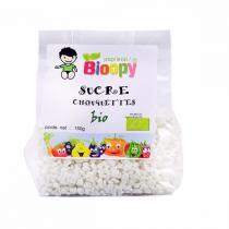 Bioopy - Sucre chouquettes bio 150g