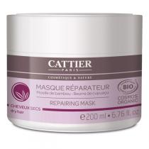 Cattier - Masque réparateur cheveux secs 200ml