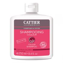 Cattier - Shampoing couleur sans sulfate 250ml