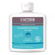Cattier - Shampoing volume sans sulfate 250ml