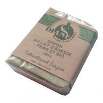 Diâne - Savon au lait d'‰ânesse Ortie 100 gr