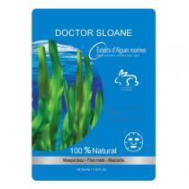 Doctor Sloane - Masque Coton Imbibé Aux Extraits Algues Marines