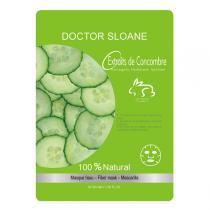 Doctor Sloane - Masque Coton Imbibé Aux Extraits De Concombre