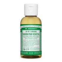 Dr Bronner's - Savon liquide Amande 60ml
