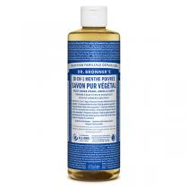 Dr Bronner's - Savon liquide Menthe 240ml