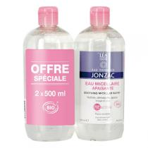 Eau Thermale Jonzac - Lot de 2 Eaux micellairex apaisante 2 x 500ml