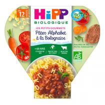 Hipp - Pâtes Alphabet à la Bolognaise 230g