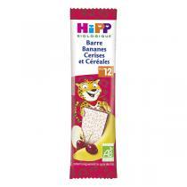 Hipp - Barre Bananes Cerises et Céréales 25g