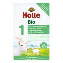 Holle - Lot de 4 boites Lait pour nourrisson au lait de chèvre 400g