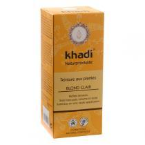 Khadi - Teinture aux plantes Blond clair 100g