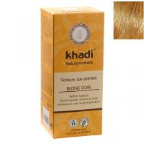 Khadi - Teinture aux plantes Blond doré, 100 g