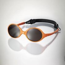 Ki ET LA - Lunettes soleil Diabola 0-18m Orange