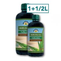 Lily of the desert - Gelée a boire aloe vera 946 ml + 473ml offerts!