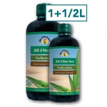 Lily of the desert - Jus d'aloe vera 946 ml + 473ml offerts