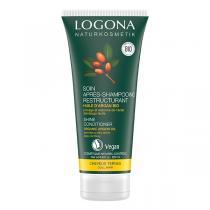 Logona - Après-shampooing restructurant à l'argan 200 ml