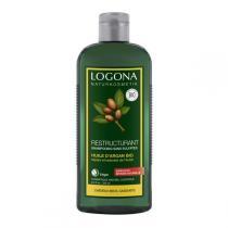Logona - Shampooing restructurant à l'argan 250 ml