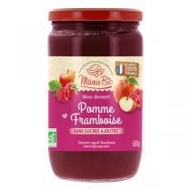 Mamie Bio - Purée de Pomme France & Framboise 680g