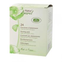 Natur'Amarel - Coussinets d'allaitement - boite x 24