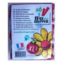 Bio Dripper - 6 x Goutte à goutte Bioclimatique Potager XL3