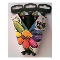 Bio Dripper - 3 x Goutte à goutte Bioclimatique plantes vertes