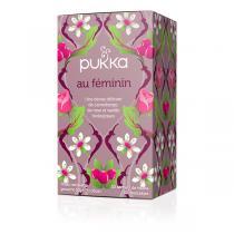 Pukka - Tisane Au Féminin bio - 20 Sachets