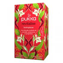 Pukka - Tisane Revitalise Epices bio - 20 sachets