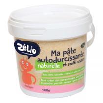 Zélio - Pâte autodurcissante Ecologique - 500g