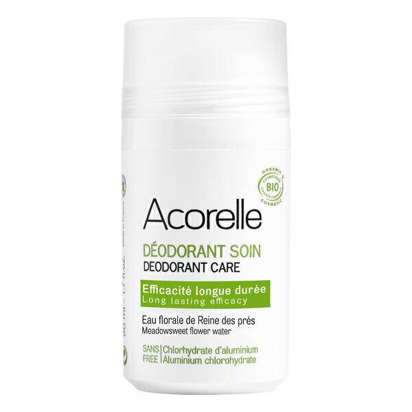 Acorelle - Deodorant Efficacite Longue Duree - Roll-on de 50 ml