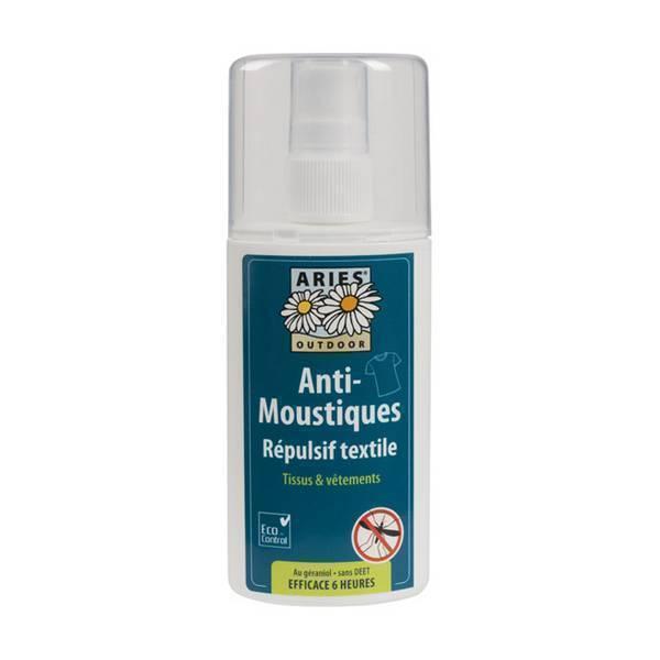 Aries - Anti moustiques répulsif textiles 100ml