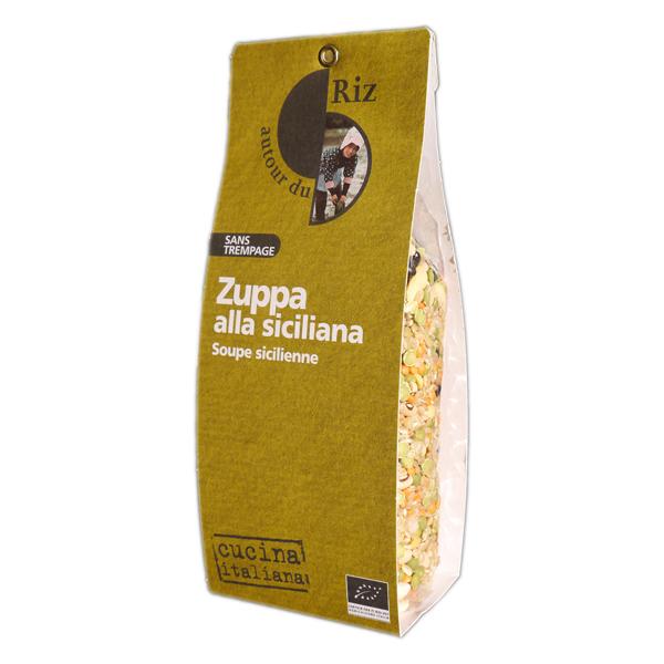 Autour du Riz - Soupe sicilienne 500g