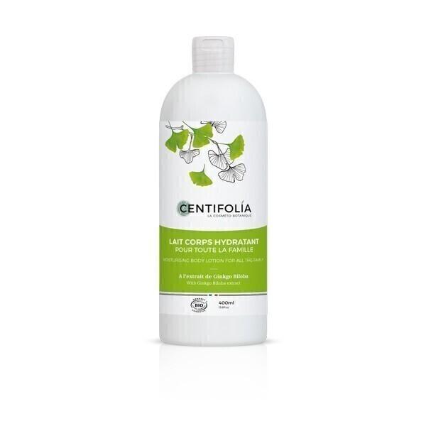 Centifolia - Lait corps hydratant pour toute la famille 400ml