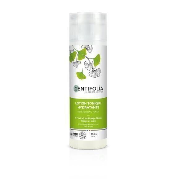 Centifolia - Lotion tonique hydratante 200ml