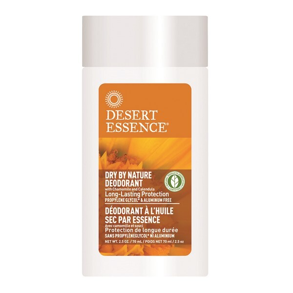 Desert Essence - Deodorant dry by nature 70 ml