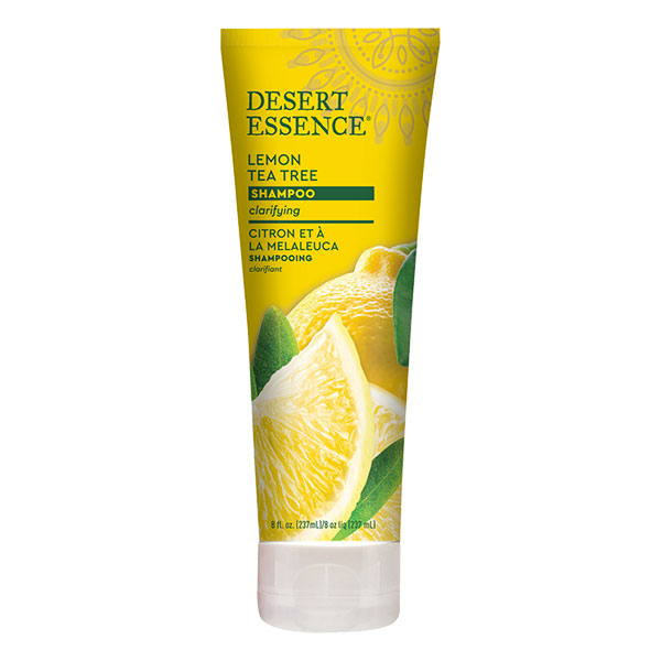 Desert Essence - Shampoing au citron 237 ml