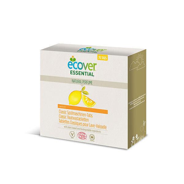 Ecover - 70 tablettes classiques lave-vaisselle ECOCERT