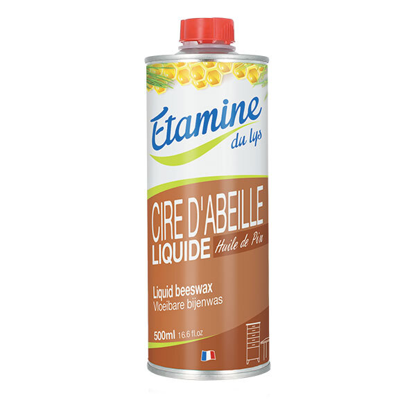 Etamine du Lys - Cire d'abeille liquide 500ml