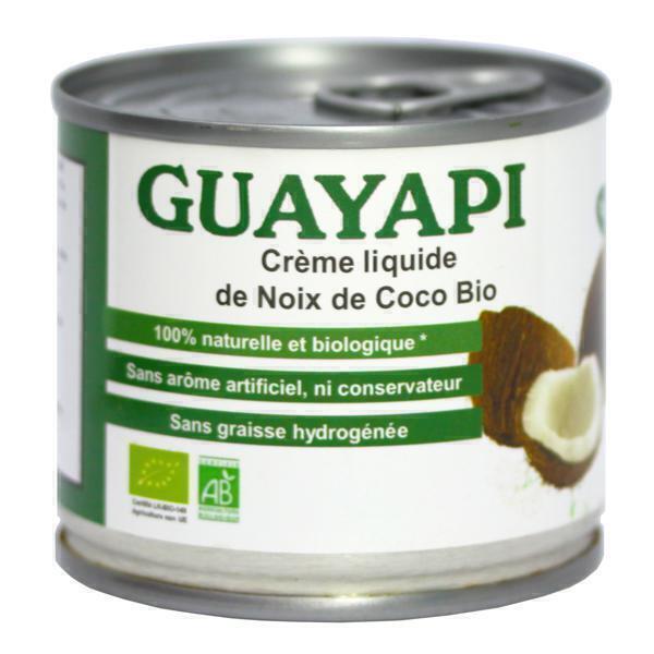Guayapi - Crème de Coco Bio 200ml