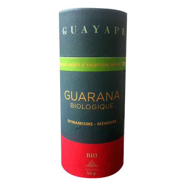 bio guarana pulver 50g guayapi einkaufen auf. Black Bedroom Furniture Sets. Home Design Ideas